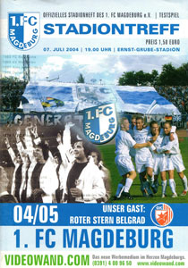 1.Fc Köln-Roter Stern Belgrad 1989